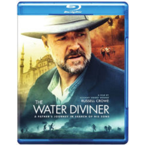 The Water Diviner (Blu-ray + Digital HD With UltraViolet)
