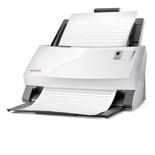 Ambir ImageScan Pro 930u ADF Scanner with ScanLink Pro DS930-RDP