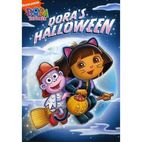 Dora the Explorer: Dora's Halloween [DVD]