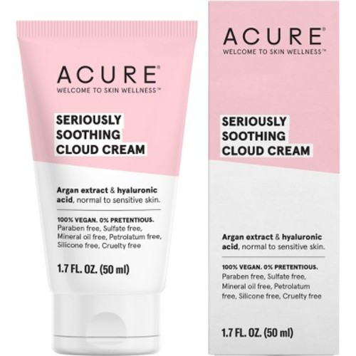 Acure Seriously Soothing Cloud Cream - 1.7 fl oz