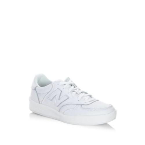300 Perforated Microfiber Sneakers