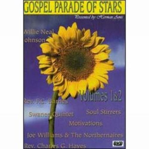Gospel Parade of Stars, Vols. 1 & Vol. 2
