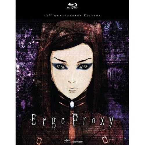 Ergo Proxy:Complete Series (Blu-ray)