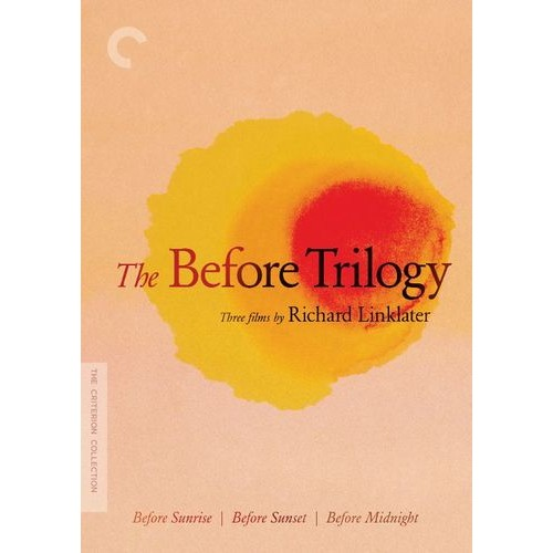 The Before Trilogy [Criterion Collection] [3 Discs] [DVD]