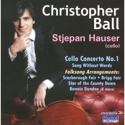Christopher Ball: Cello Concerto No. 1 [CD]