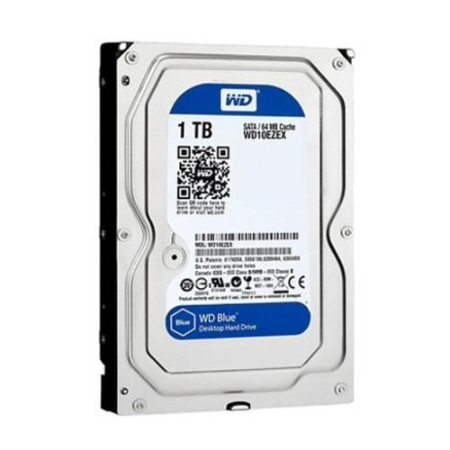 Western Digital 1TB SATA 6Gbs Internal Hard Drive - Blue (WD10EZEXSP)