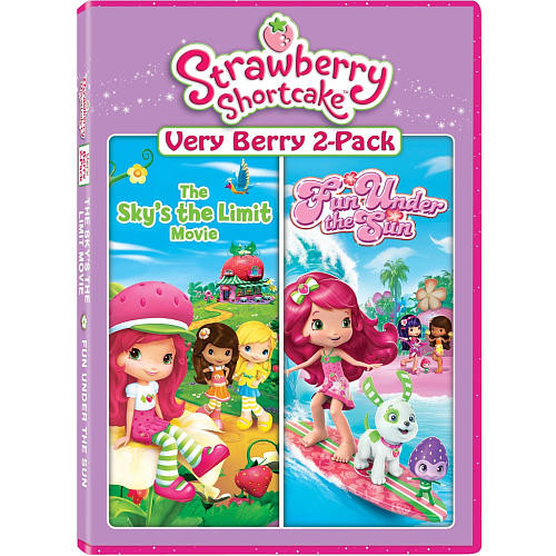 Strawberry Shortcake: Very Berry 2-Pack DVD