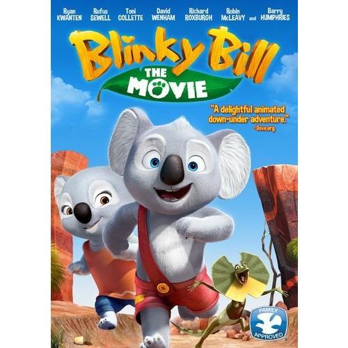 Blinky Bill: The Movie [DVD] [2015]