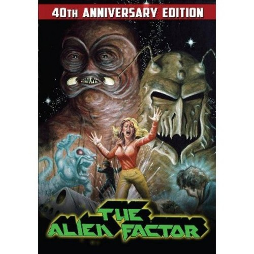 Alien Factor:40th Anniversary Edition (DVD)