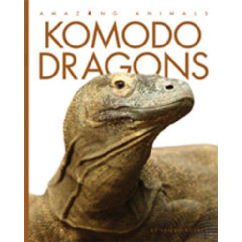 Komodo Dragons (Amazing Animals Series)
