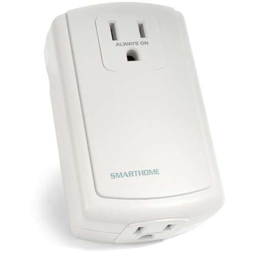 INSTEON Plug-in Appliance On/Off Module. Controllable from Smart Phone 2635-222