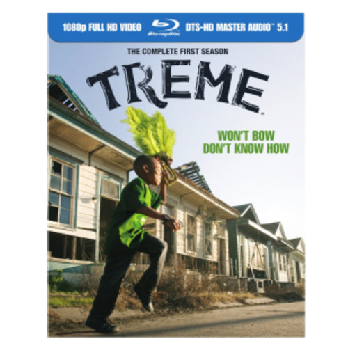 Treme: The Complete First Season (DVD)