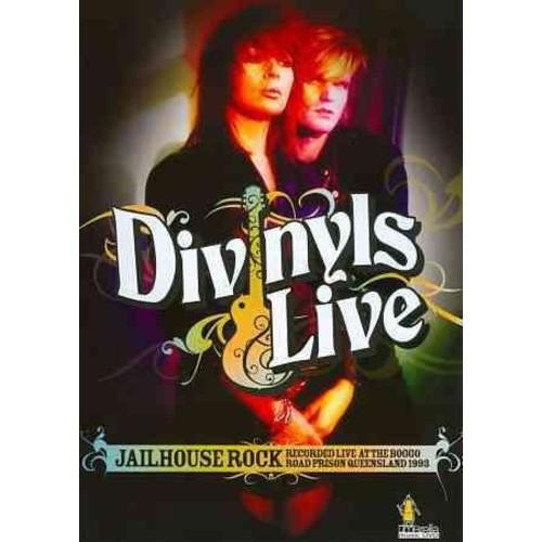 Live: Jailhouse Rock: Divinyls (DVD)