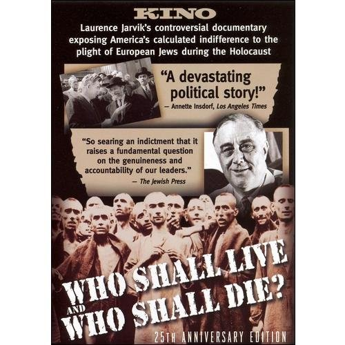 Who Shall Live and Who Shall Die? (Black & White) (DVD) (Black & White) (Eng) 1981