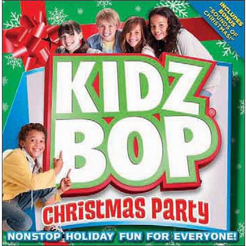 Kidz Bop Christmas Party [CD]