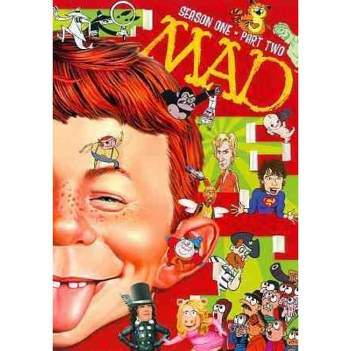 MAD: Season 1 Part 2 (DVD)