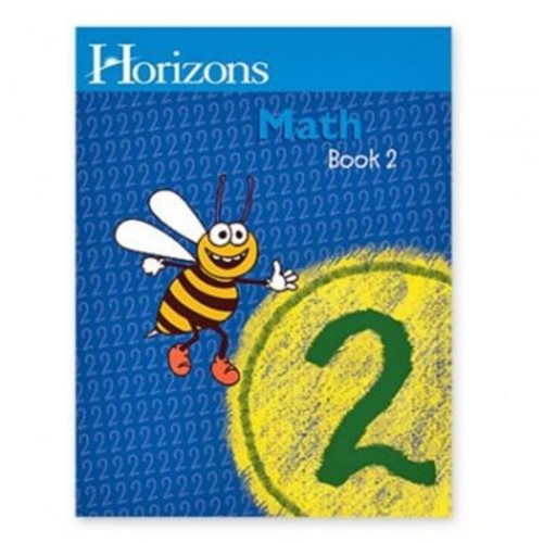 Alpha Omega Publications Horizons Math 2 Student Book 2 (APOP207)