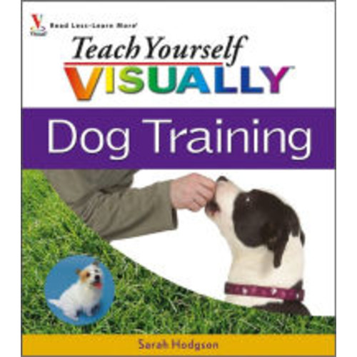 Teach Yourself VISUALLY Dog Training (PagePerfect NOOK Book)