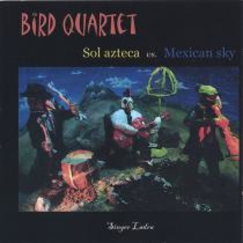 Sol Azteca vs. Mexican Sky [CD]