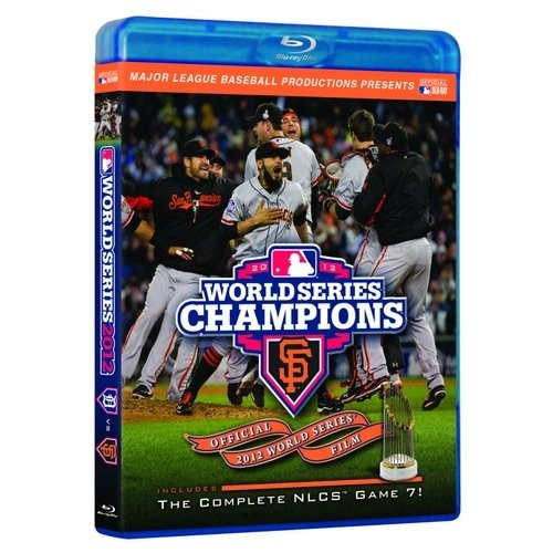 2012 World Series Champions: San Francisco Giants