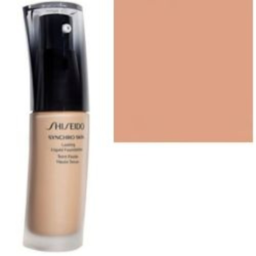 Shiseido Synchro Skin Lasting Liquid Foundation Oil Free SPF 20 Neutral 2 | CosmeticAmerica.com