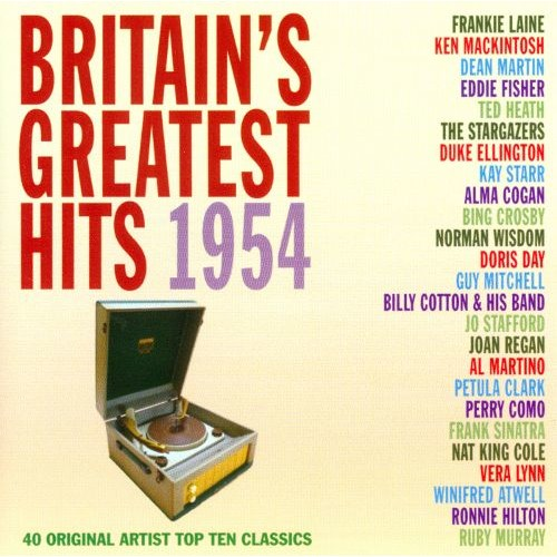 Britain's Greatest Hits 1954 [CD]
