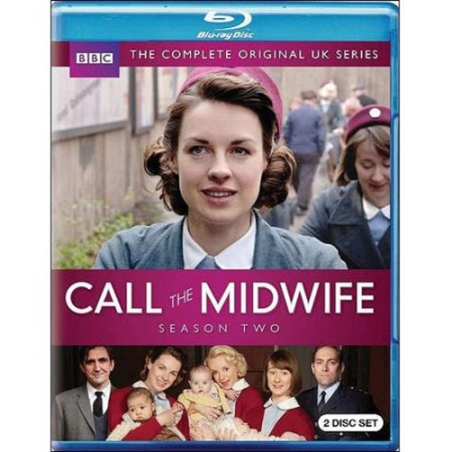 Call the Midwife-Season 2 (Blu-ray)