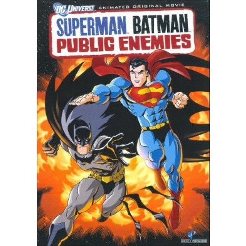 Superman/Batman: Public Enemies (dvd_video)