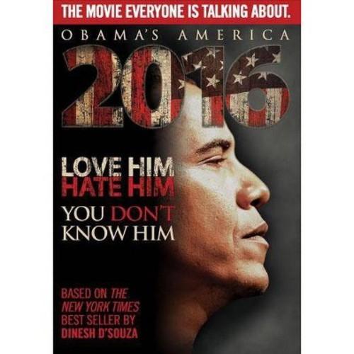 2016:Obama's america (DVD)