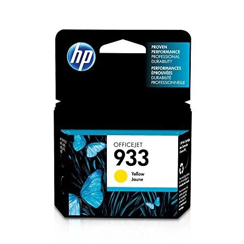 HP 933 Yellow Original Ink Cartridge For HP Officejet 6100, 6600, 6700, 7110, 7510, 7610, 7612