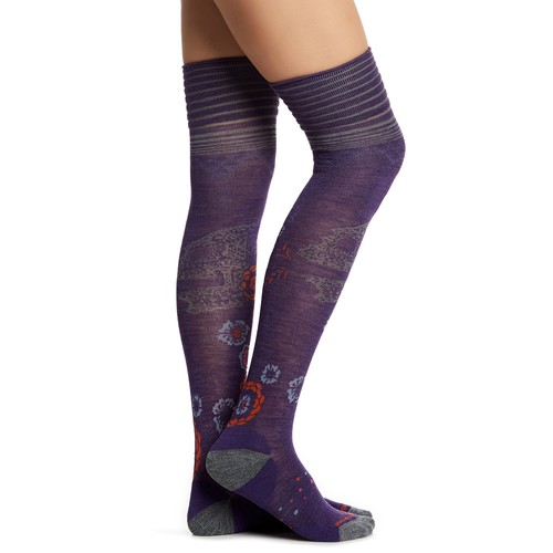 Marigold Maiden Over-the-Knee Socks