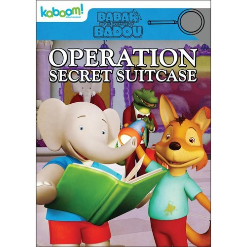 Babar and the Adventures of Badou: Operation Secret Suitcase [DVD]