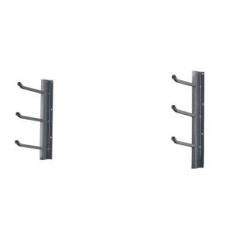 Racor 16 in. H x 24 in. W x 16 in. D Wall-Mount Multi-Purpose Storage Rack