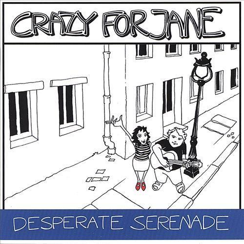 Desperate Serenade [CD]