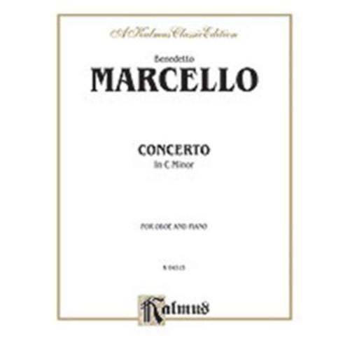 Alfred Marcello Concerto C Minor Org-Pa Book (ALFRD70994)