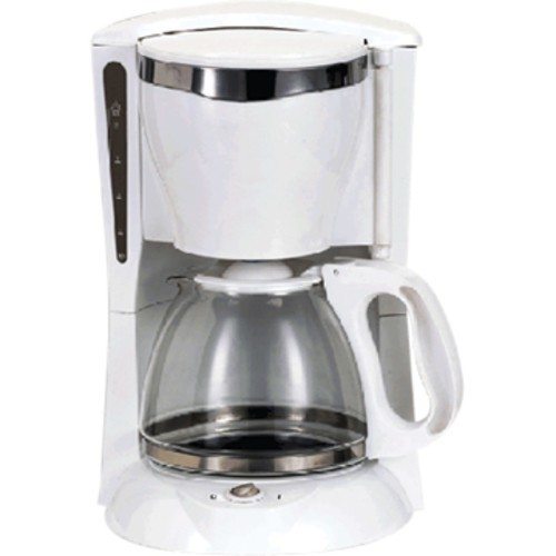 12-CUP COFFEE MAKER (WHITE)