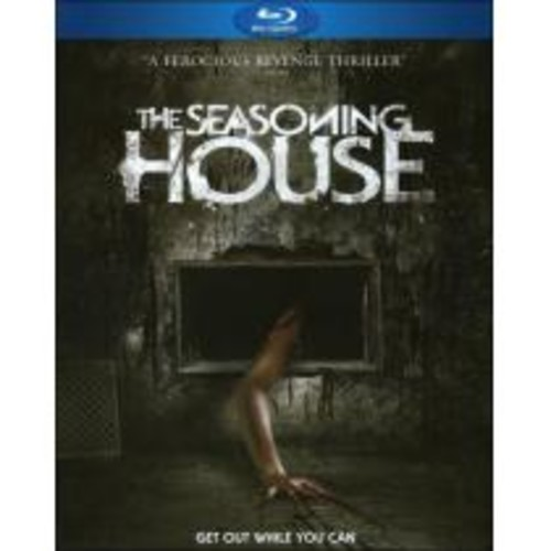 The Seasoning House [Blu-ray] [2012]