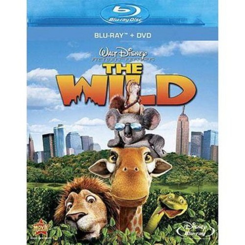 The Wild (2 Discs) (Blu-ray/DVD)
