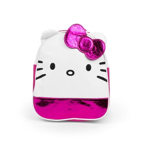 Hello Kitty Face Mini Backpack