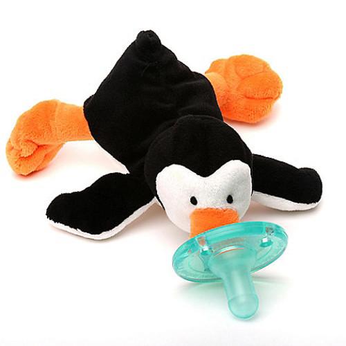 WubbaNub Penguin Infant Pacifier