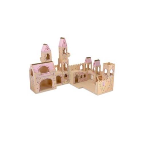 Melissa & Doug - Folding Princess Castle