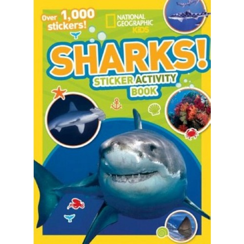National Geographic Kids Sharks
