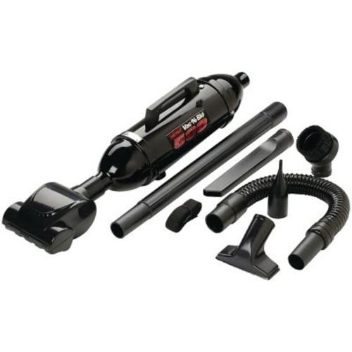 Metrovac Hi-Performance Handheld Vacuum and Blower w/ Turbo Driven Rotating Brush