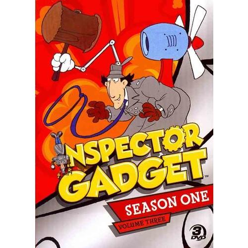 Inspector Gadget: Season 1: Vol. 3 (DVD) [Inspector Gadget: Season 1: Vol. 3 DVD]