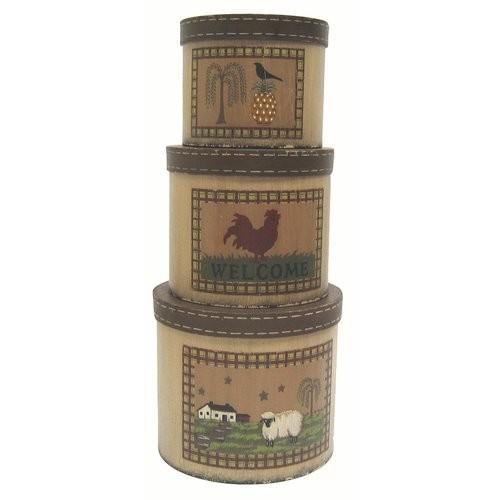 Country Farm 3 Piece Box Set