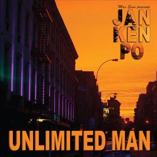 Unlimited Man [LP] - VINYL