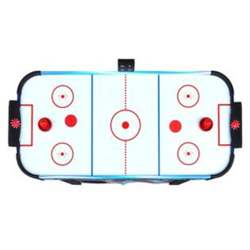Hathaway Hathaway Rapid Fire 42-in 3-in-1 Air Hockey Multi-Game Table