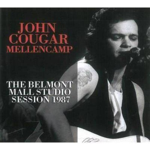 John Mellencamp - Belmont Mall Studio Session (CD)
