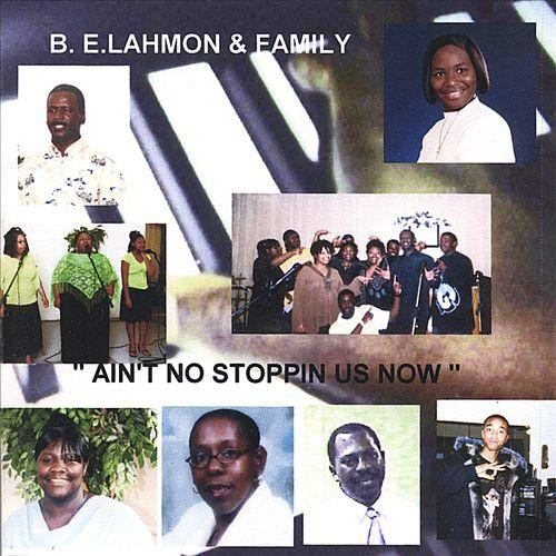 Ain't No Stopping Us Now [CD]