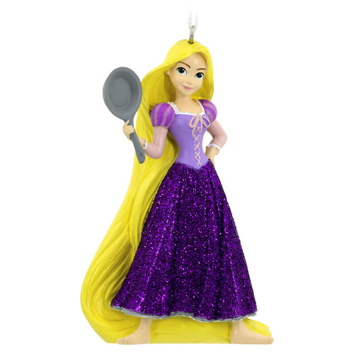 Disney Tangled Rapunzel Christmas Ornament
